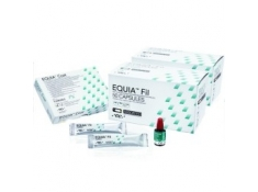 EQUIA 50 + 50 kaps + EQUIA Coat 4 ml